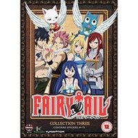 Fairy Tail Collection Three (Episodes 49-72)