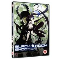 Black Rock Shooter Complete Series Collection
