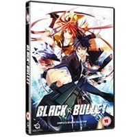 Black Bullet: Complete Season Collection