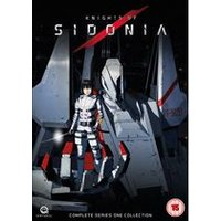 Knights Of Sidonia Complete Series 1 Collection (Episodes 1-12)