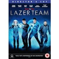 Lazer Team Directors Cut