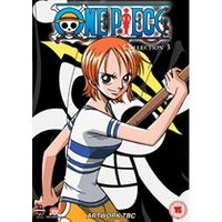 One Piece (Uncut) Collection 3 (Episodes 54-78)