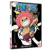One Piece (Uncut) Collection 4 (Episodes 79-103) [Region 2] [UK edition]