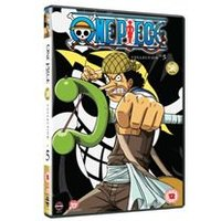One Piece (Uncut) Collection 5 (Episodes 104-130)