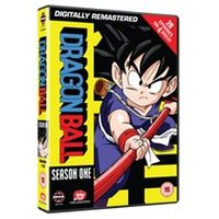 Dragon Ball Season 1 (Episodes 1-28)