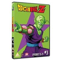 Dragon Ball Z Season 1 Part 3 Episodes 15-21