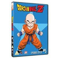 Dragon Ball Z Season 1 Part 5 Episodes 29-35