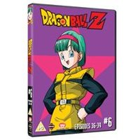 Dragon Ball Z Season 1 Part 6 Episodes 36-39