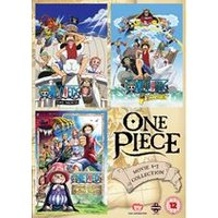 One Piece: Movie Collection 1 (Contains Films 1-3)