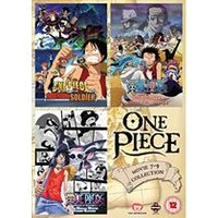 One Piece: Movie Collection 3