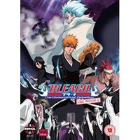 Bleach The Movie 2 - The Diamond Dust Rebellion