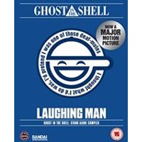 Ghost In The Shell: SAC - The Laughing Man [Blu-ray]
