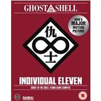 Ghost In The Shell: SAC - Individual Eleven [Blu-ray]