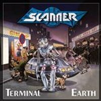 Scanner - Terminal Earth (Music CD)