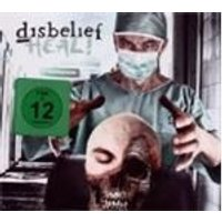 Disbelief - Heal (Music CD)