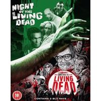 Birth of the Living Dead & Night of the Living Dead Double Pack (Blu-Ray)