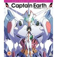 Captain Earth: Part 1 [Blu-ray]