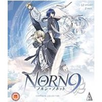 Norn9: Complete Collection [Blu-ray] (Blu-ray)