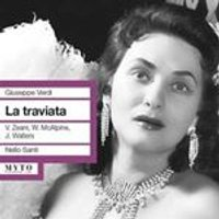 Verdi: La Traviata (Covent Garden 13.01.1960) (Music CD)