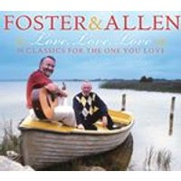 Foster & Allen - Love Love Love (Music CD)