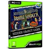 Mystery Case Files: Prime Suspects (PC CD)