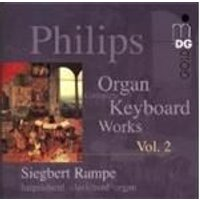 Phillips, P: Complete Keyboard Works, Vol 2