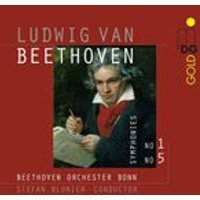 Beethoven: Symphonies Nos. 1 & 5 (Music CD)