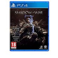 Middle-Earth: Shadow of War - including Forge Your Army DLC (PS4)
