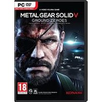 Metal Gear Solid V: Ground Zeroes (PC DVD)