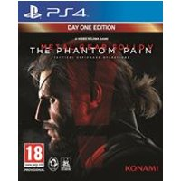 Metal Gear Solid V: The Phantom Pain - Day One Edition (PS4)