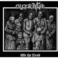 Outrage - We The Dead (Music CD)