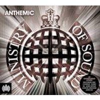 Various - Anthemic - Ministry Of Sound (Music CD)