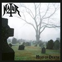 Natur - Head of Death (Music CD)