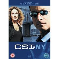 CSI New York: Complete Season 5