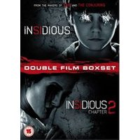 Insidious 1 & 2 Double Pack