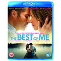The Best Of Me [Blu-ray]