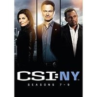 CSI: New York Season 7-9