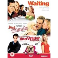 Waiting/Van Wilder Party Liaison/Just Friends (Three Discs)(DVD)