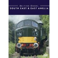 British Diesel Trains South East & East Anglia