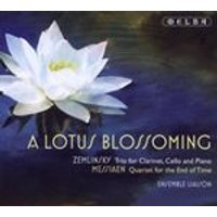 A Lotus Blossoming (Music CD)