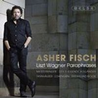Liszt Wagner Paraphrases (Music CD)
