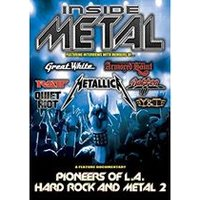 Various Artists - Inside Metal (Pioneers of L.A. Hard Rock & Metal, Vol. 2/+DVD)