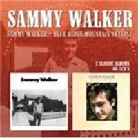 Sammy Walker - Sammy Walker/Blue Ridge Mountain Skyline (Music CD)