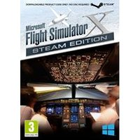 Microsoft Flight Simulator X - Steam Edition (Pc)