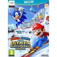Mario & Sonic at the Sochi 2014 Winter Olympic Games (Nintendo Wii U)