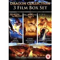The Dragon Collection - Dragon Quest / Dragon Hunter / Fire & Ice