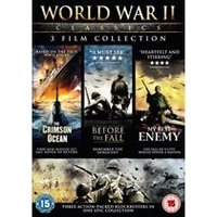World War II Classics (3 Disc Boxset - Crimson Oceon, Before The Fall & My Best Enemy)