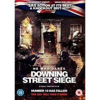 He Who Dares: The Downing St Siege