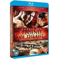 Legend of the Fist (Blu-ray)
