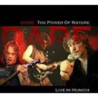 Dare - The Power Of Nature - Live In Munich (Music CD)